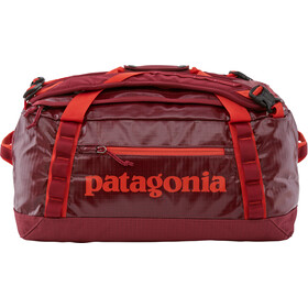 Patagonia Black Hole Duffel Bag 40l roamer red